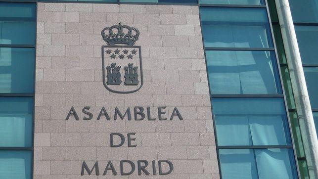 DÍA MUNDIAL DE LA ELA.  VISITA A LA ASAMBLEA DE MADRID