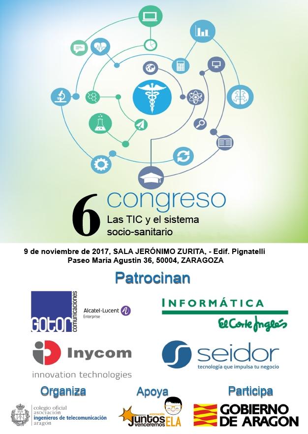 CONGRESO TIC Y SALUD 2017 – AITAR/DTCOITAR