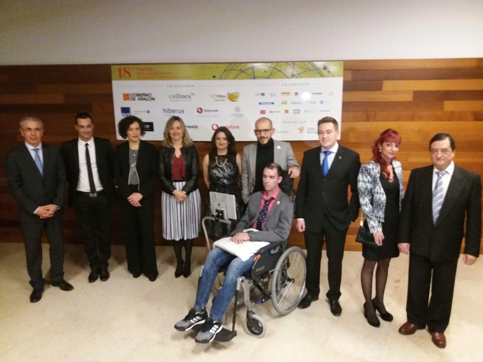 XVIII NOCHE DE LAS TELECOMUNICACIONES DE ARAGÓN 2018