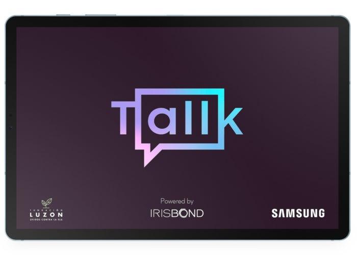 La nueva aplicación TallK
