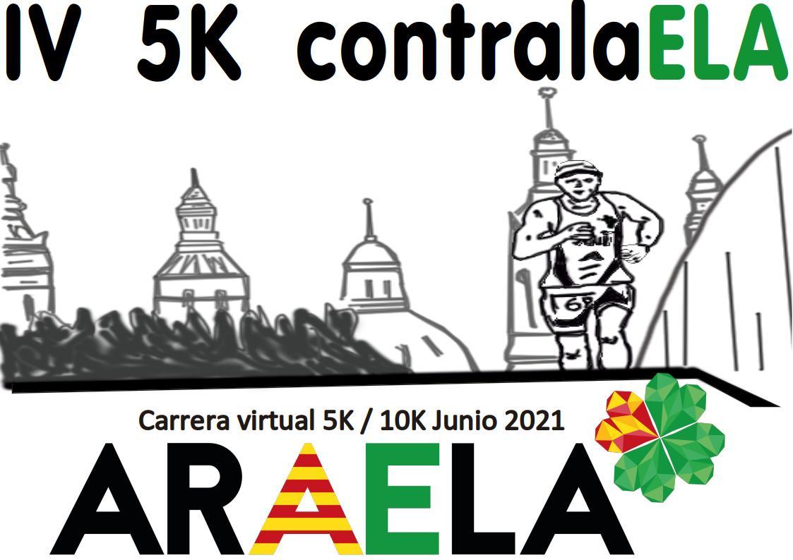 IV 5K/10K contra la ELA